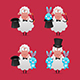 Sheep Magician - GraphicRiver Item for Sale
