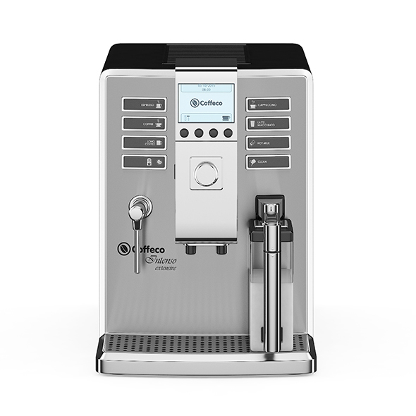 Espresso coffee machine - 3DOcean Item for Sale