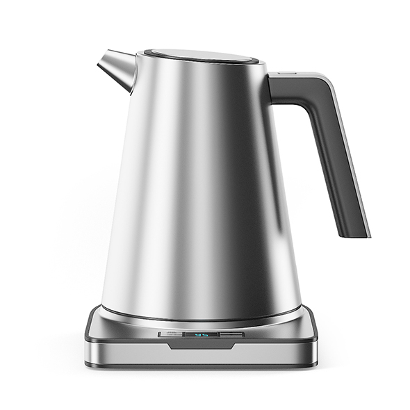 Metal Electric Kettle - 3DOcean Item for Sale