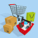 3D e-Commerce - 3DOcean Item for Sale