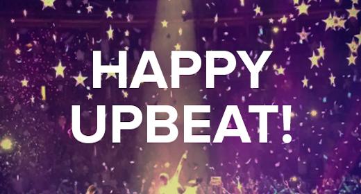 Happy Upbeat!