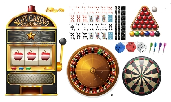 Casino Machines and Games - Miscellaneous Conceptual