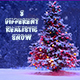8 Different Realistic Snow - VideoHive Item for Sale