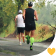 Runners Competition in the Rain - VideoHive Item for Sale