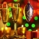 New Year Celebration. Christmas.Two Champagne - VideoHive Item for Sale