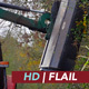 Flail Cutting Hedgerow - VideoHive Item for Sale