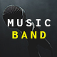 Music Band Live Event and Music Club Wordpress Theme - ThemeForest Item for Sale