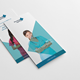 Nursing Agency Trifold Brochure - GraphicRiver Item for Sale