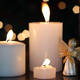 Christmas Candlelights - VideoHive Item for Sale
