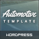 Automotive Car Dealership Business WordPress Theme Nulled