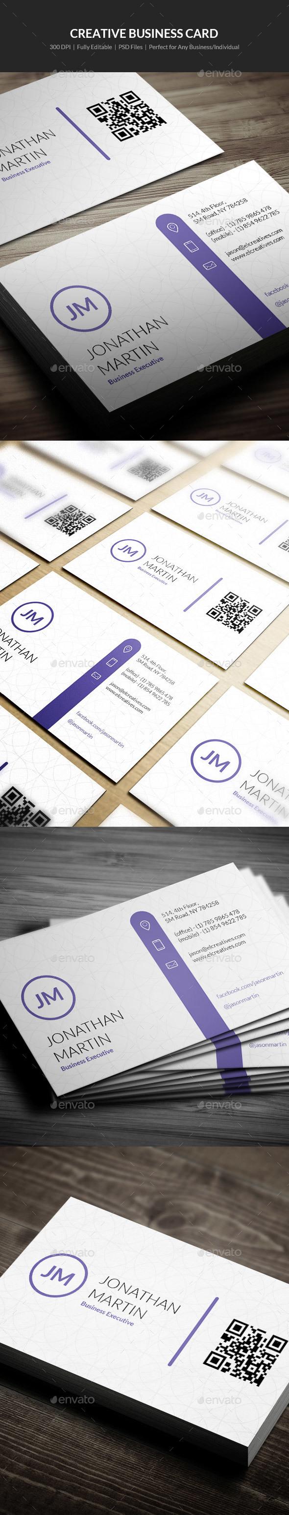 Creative Business Card - 14 - Creative Business Cards