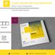 Clean Square Tri-fold Brochure - GraphicRiver Item for Sale
