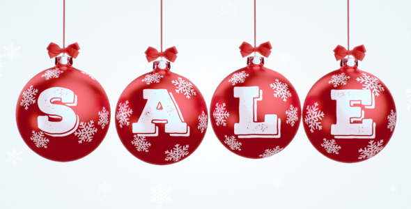Christmas Sale by AAE | VideoHive