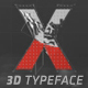 Modern 3D Typeface Kit - VideoHive Item for Sale