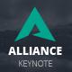 Alliance Keynote Presentation Template  - GraphicRiver Item for Sale