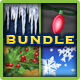 Christmas Brushes Bundle 2 for Adobe Illustrator - GraphicRiver Item for Sale
