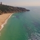 Drone Flight Over Spanish Coast - VideoHive Item for Sale