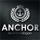 Anchor Logo Template - GraphicRiver Item for Sale