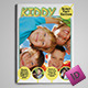 Kids Magazine - GraphicRiver Item for Sale
