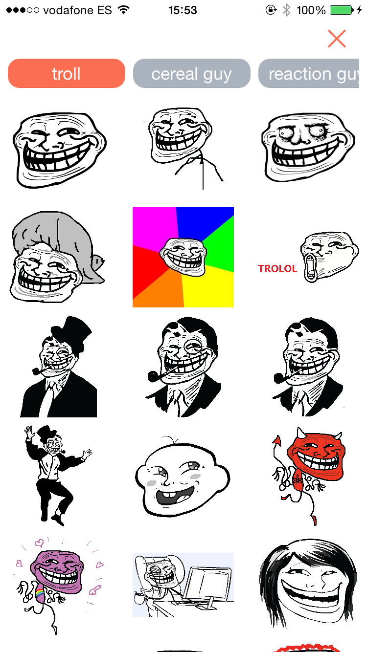 captura2 meme generator ios swift app by rssyow codecanyon,Meme Generator Iphone App