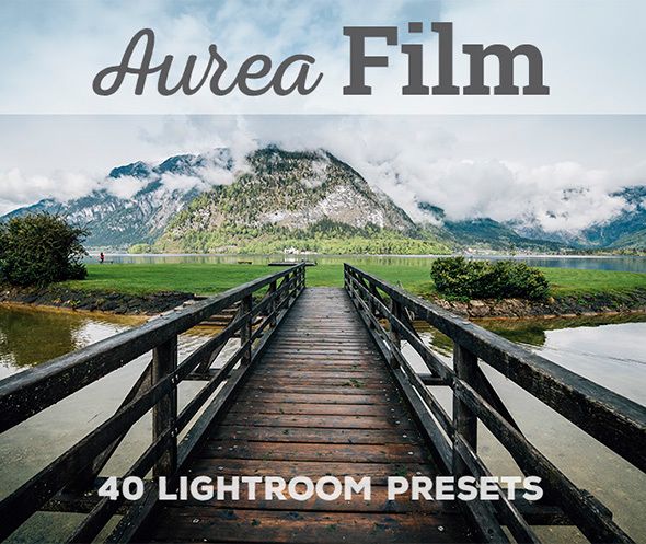 Aurea FILM Lightroom Presets - Film Lightroom Presets