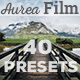 Aurea FILM Lightroom Presets - GraphicRiver Item for Sale