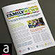 Family Newsletter - GraphicRiver Item for Sale