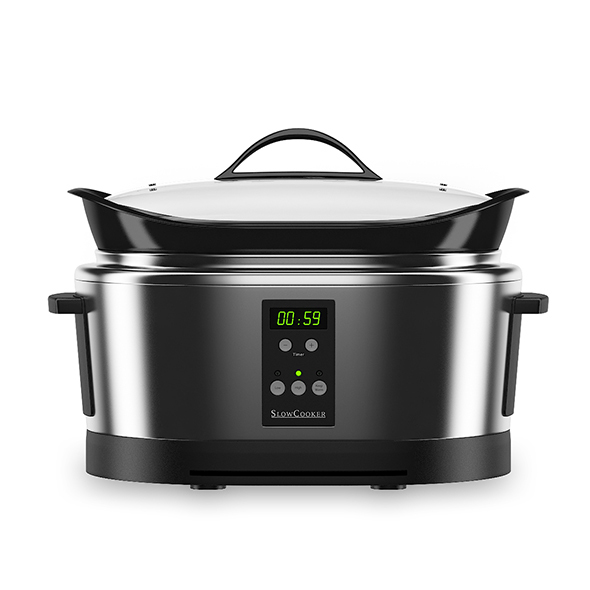 Slow Cooker - 3DOcean Item for Sale