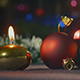 Christmas Toys And Burning Candle 2 - VideoHive Item for Sale