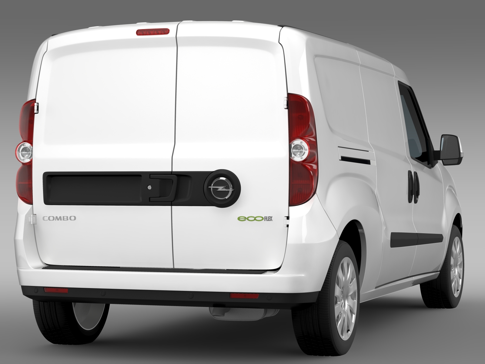 opel combo lwb cargo d 2015 by creator 3d 3docean. Black Bedroom Furniture Sets. Home Design Ideas