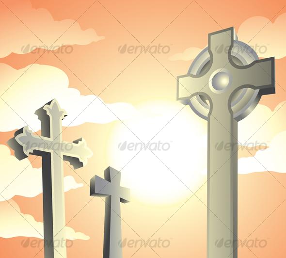 Graveyard - Religion Conceptual