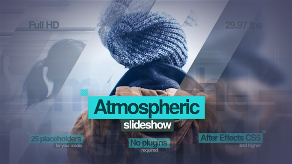 Atmospheric Slideshow by Majoroff | VideoHive