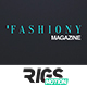 Fashiony // Fashion App Promo - VideoHive Item for Sale