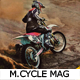 Motorcycle Magazine Template - GraphicRiver Item for Sale