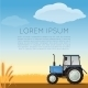 Vector Agriculture Banner - GraphicRiver Item for Sale