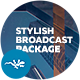 Stylish Broadcast Package - VideoHive Item for Sale