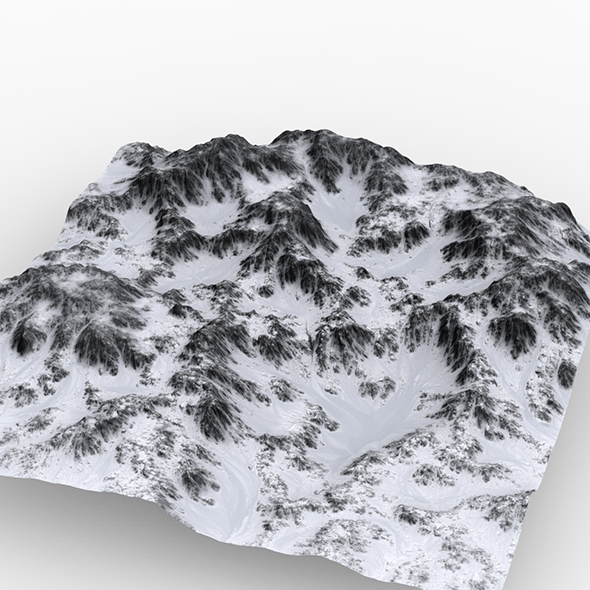 Terrain_03_2 - 3DOcean Item for Sale