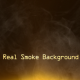 Real Smoke Background - VideoHive Item for Sale