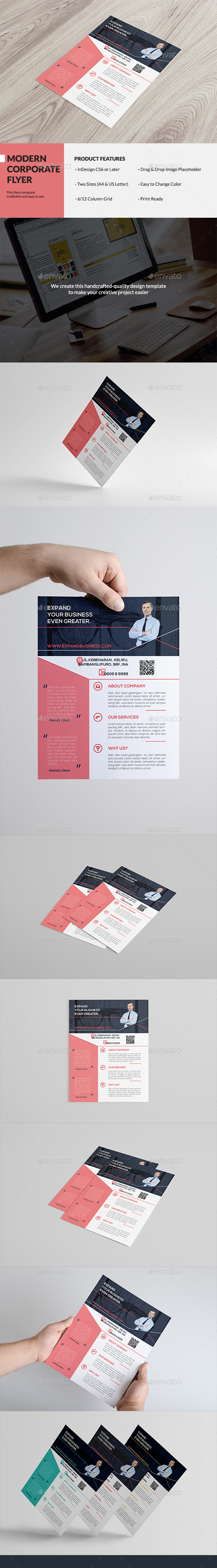 Modern Multipurpose Flyer - Corporate Flyers