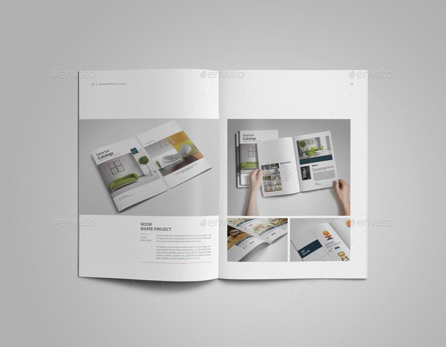Graphic Design Portfolio Template By Adekfotografia