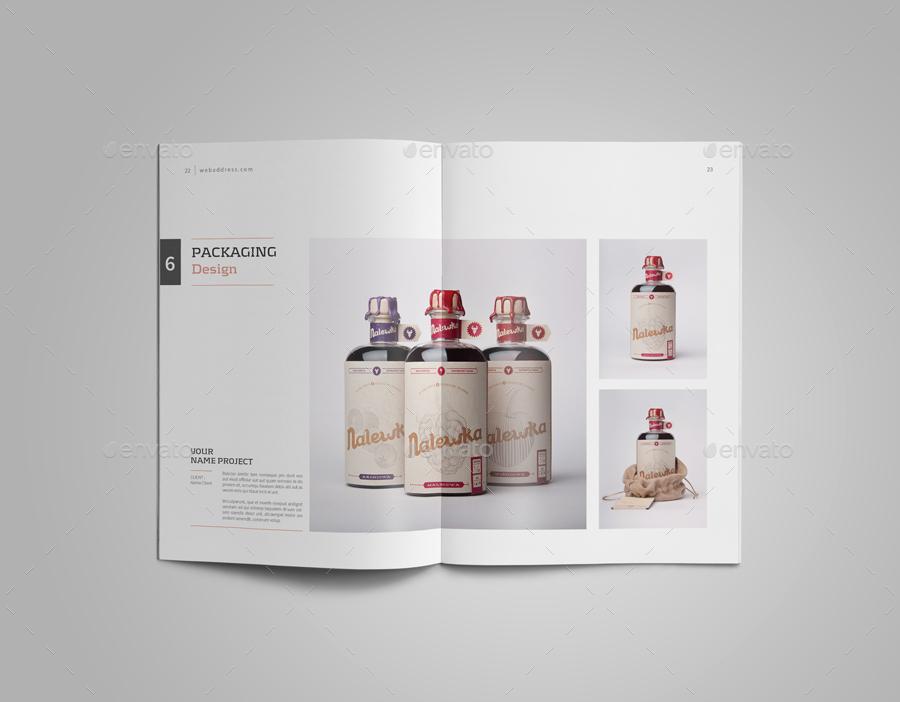 graphic design portfolio template indesign free download somurich com