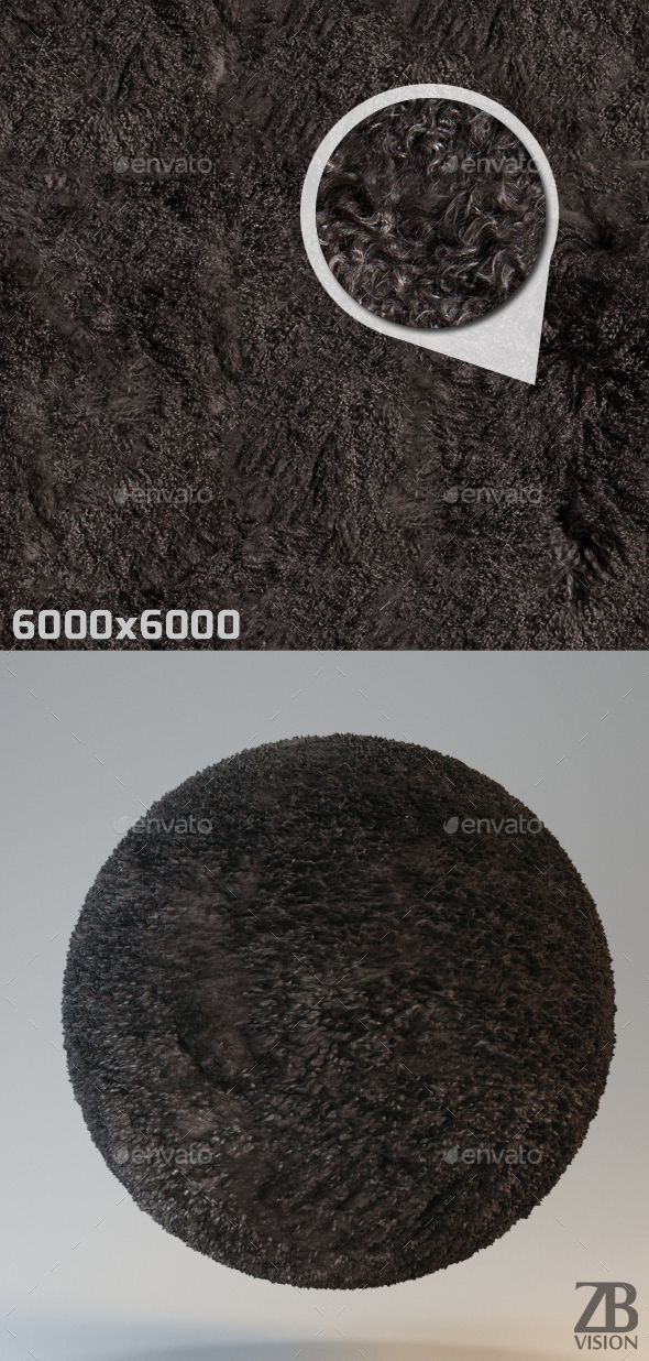 Fur Texture - 3DOcean Item for Sale