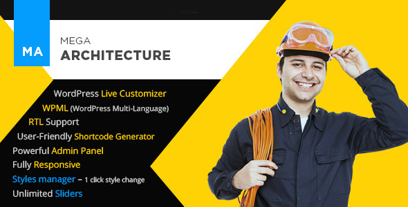 Marize - Construction & Building HTML Template - 78