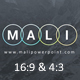Mali - Business Powerpoint Template - GraphicRiver Item for Sale