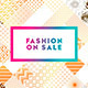 Fashion On Sale - VideoHive Item for Sale