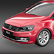 Volkswagen polo sedan 2015 - 3DOcean Item for Sale