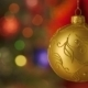 Merry Christmas And Happy New Year Decoration Ball - VideoHive Item for Sale