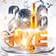 New Year  2016 | Nye Flyer Template - GraphicRiver Item for Sale