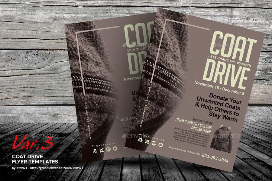 book drive flyer ideas