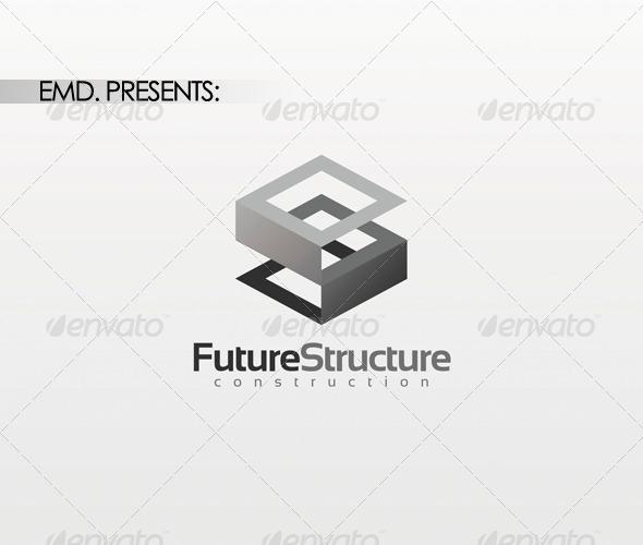 Future Structure Logo - Symbols Logo Templates